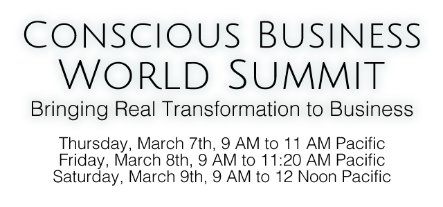 Conscious Business Summit 2019